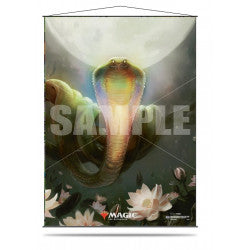 MTG - Lotus Cobra Wall Scroll