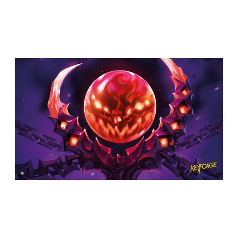 KeyForge - Machinations of Dis Playmat