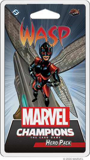 Marvel Champions - Wasp Hero Pack