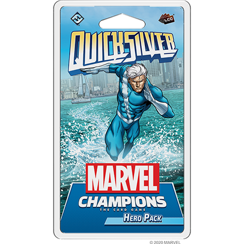Marvel Champions - Quicksilver Hero Pack