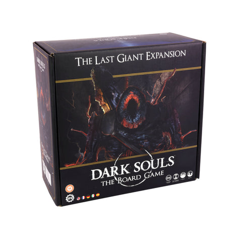 Dark Souls™: The Board Game- The Last Giant Expansion