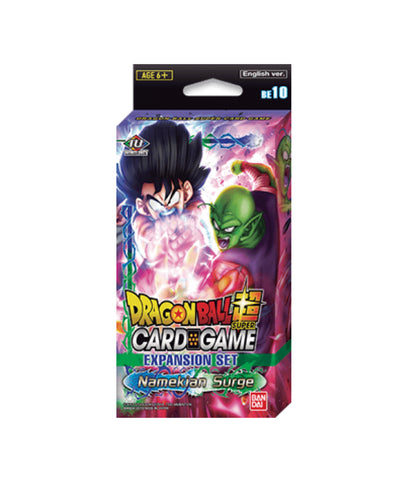 DBS Expansion Set- Namekian Surge BE010