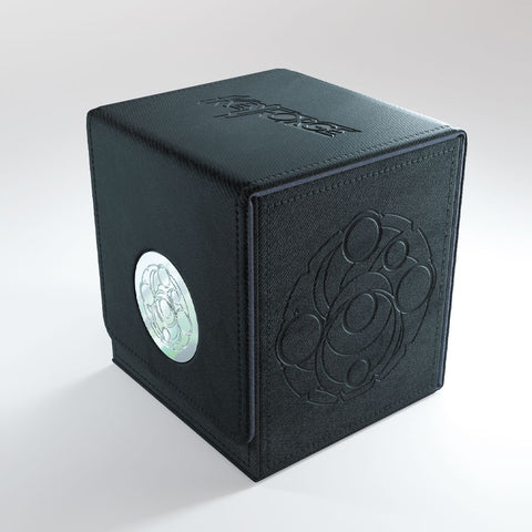 KeyForge - Vault Deck Box Black