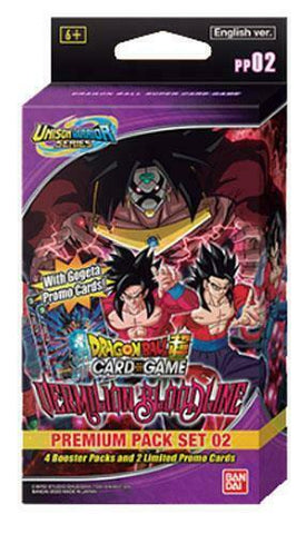 DBS Vermillion Bloodline Premium Pack