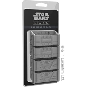 Star Wars Legion - Barricade Pack