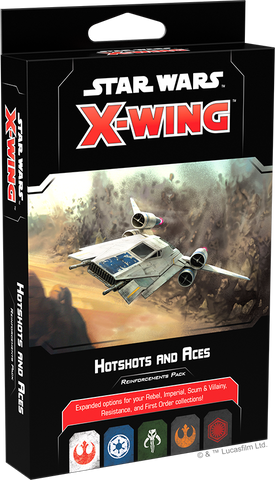 X-Wing - Hotshots and Aces Reinforcement
