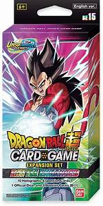 Dragon Ball Super Expansion BE15