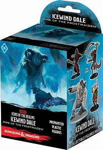 Icons of the Realm Icewind Dale Booster