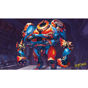 KeyForge - Titan Guardian Playmat