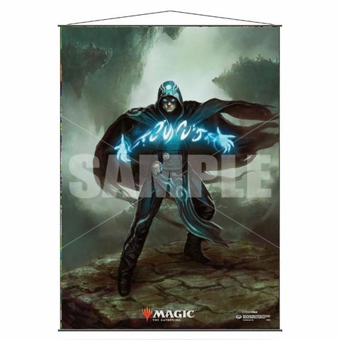 MTG - Jace the Mind Sculptor Wall Scroll