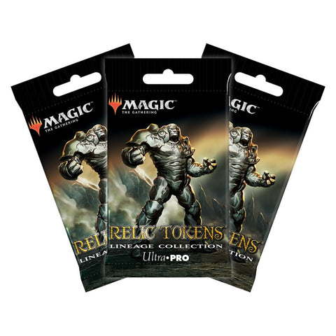 Relic Tokens - Lineage Collection
