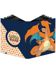 Pro Binder 9-Pocket - Charizard