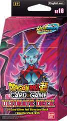 Dragon Ball Super - Unison Warrior Ultimate Deck