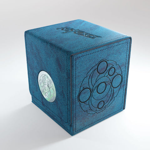 KeyForge - Vault Deck Box Blue