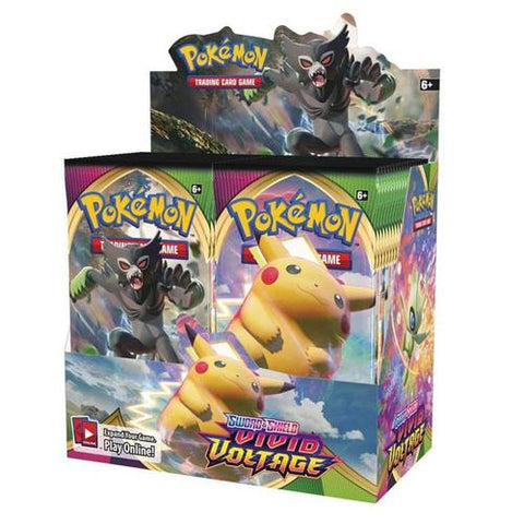 Pokemon - Vivid Voltage Booster Box