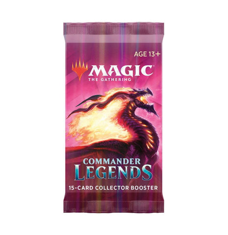Commander Legends - Collector's Booster