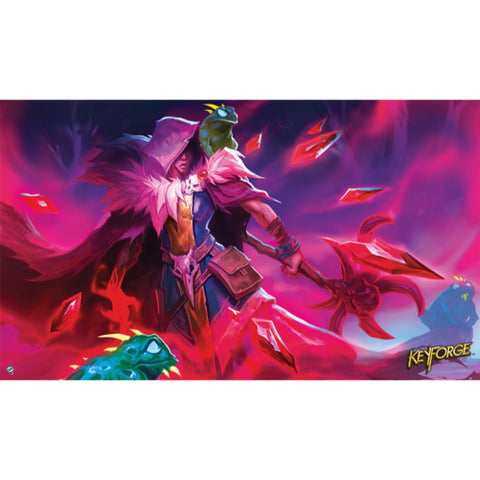 KeyForge - Xenos Bloodshadow Playmat