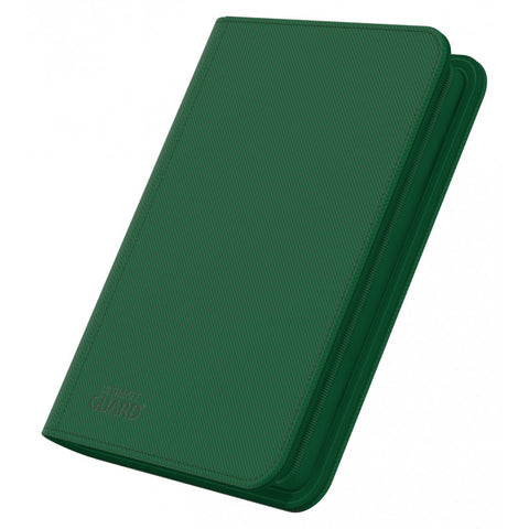 Ultimate Guard 4-Pocket Xenoskin Green