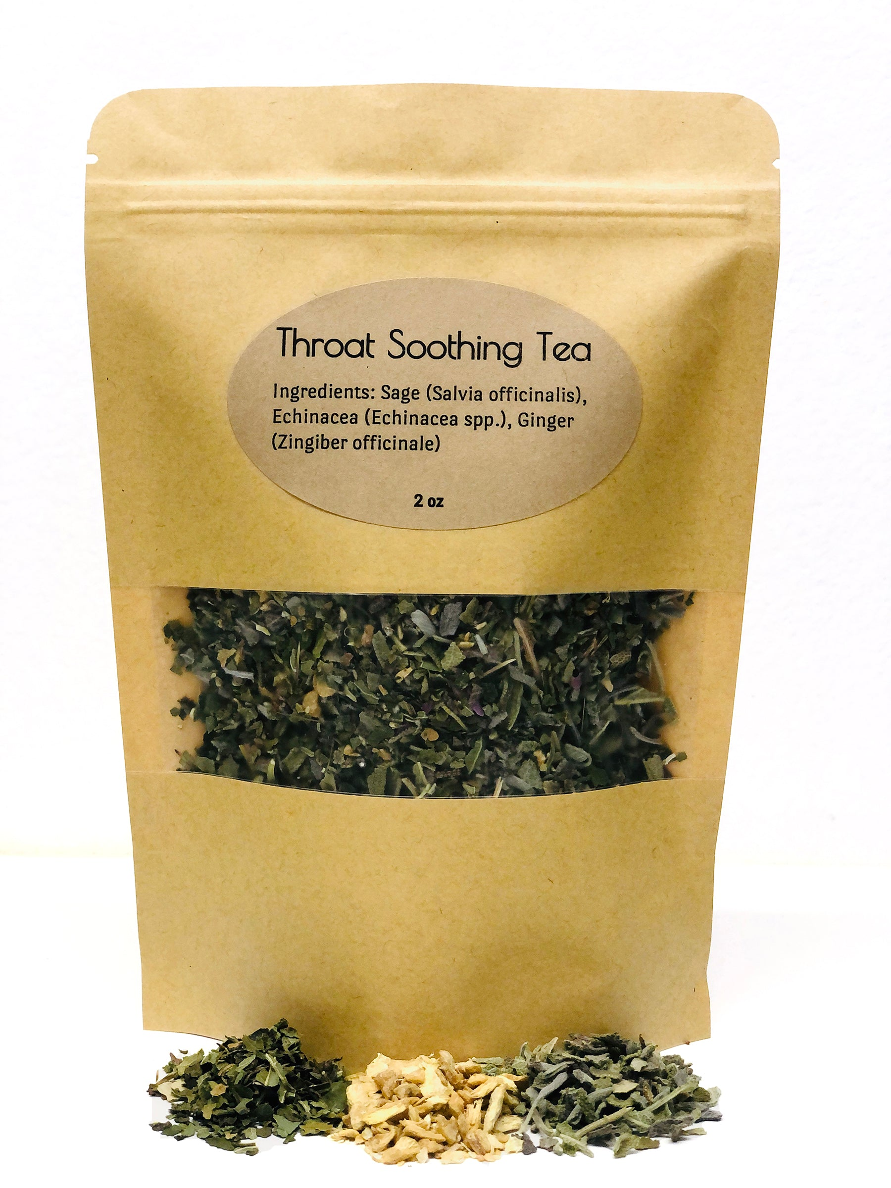 Throat Soothing Tea