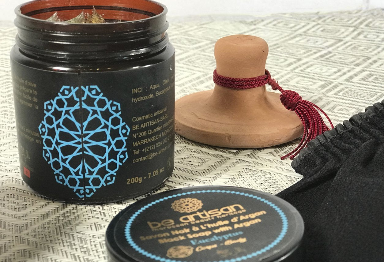 Moroccan Spa Collection