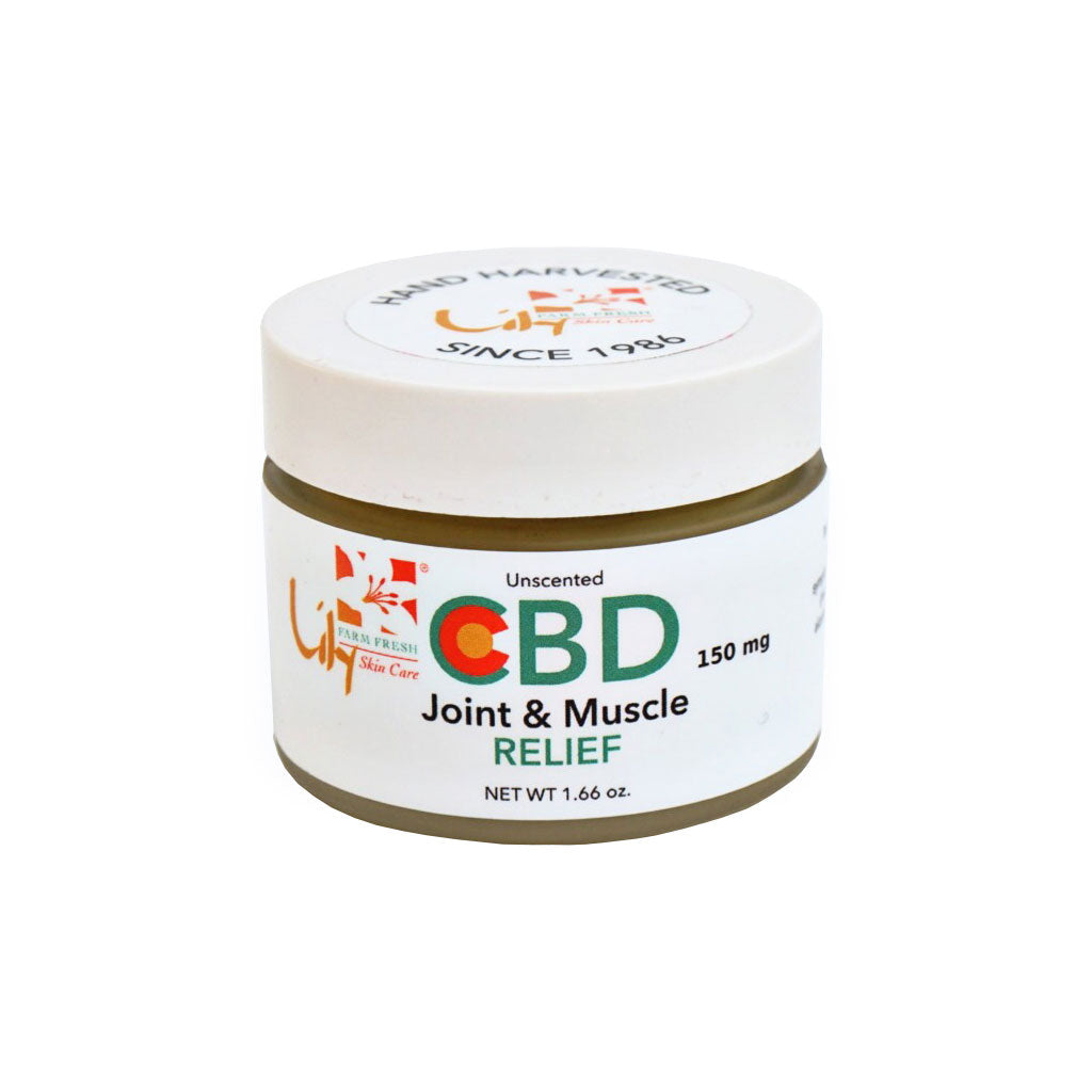 CBD Joint & Muscle Relief 150 mg