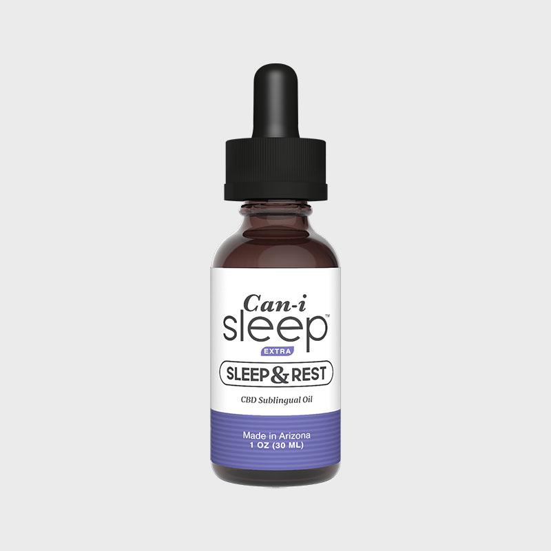 Cani-Sleep CBD Oil Extra