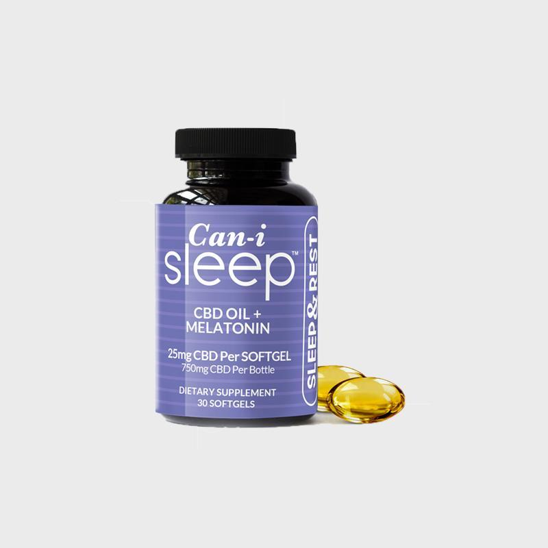 Cani-Sleep CBD Softgels
