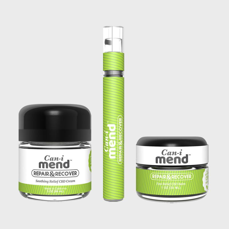 CBD Bundle - Mend