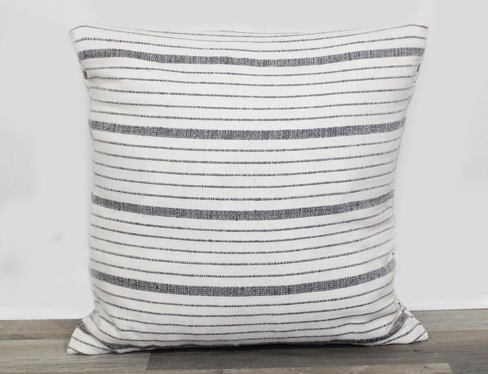 French Farmhouse Throw Pillow Cover