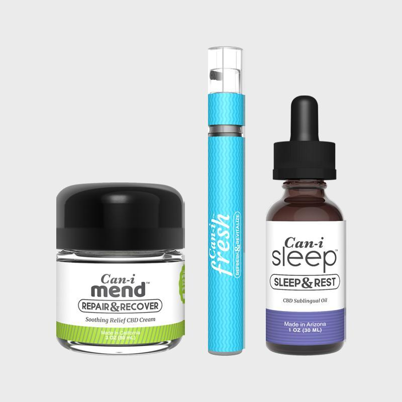 CBD Bundle - Home Spa