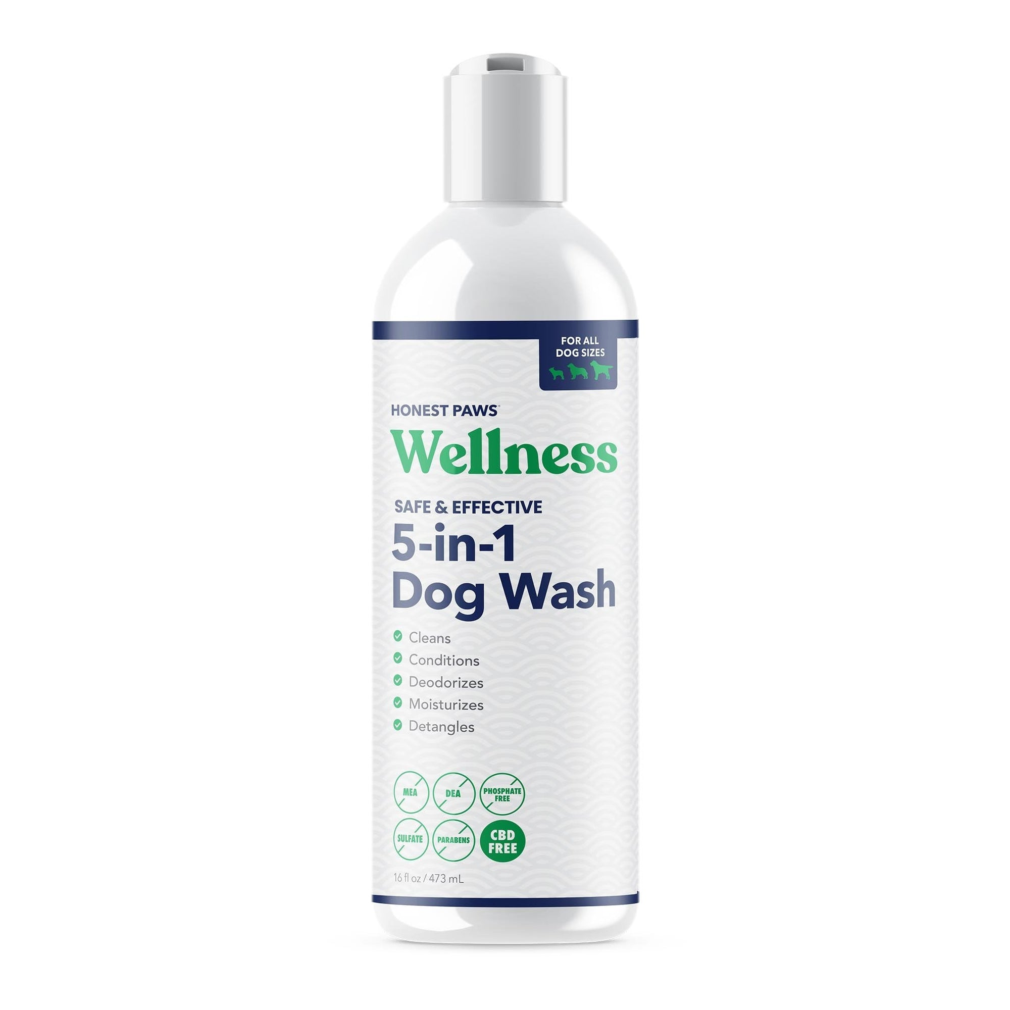 5-in-1 Dog Wash
