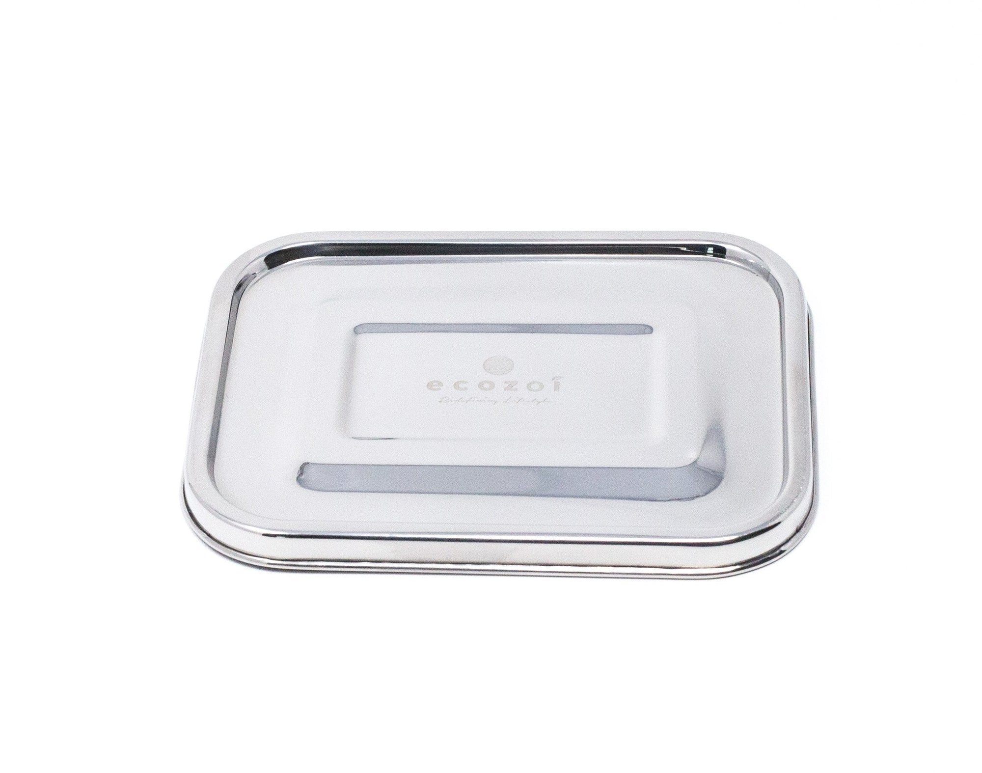 Lid with Silicone Seal - for 1 Tier Regular and 2 Tier Rectangle Leak Proof Lunch Boxes