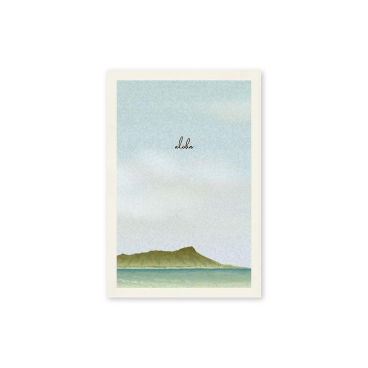 Diamond Head Postcard