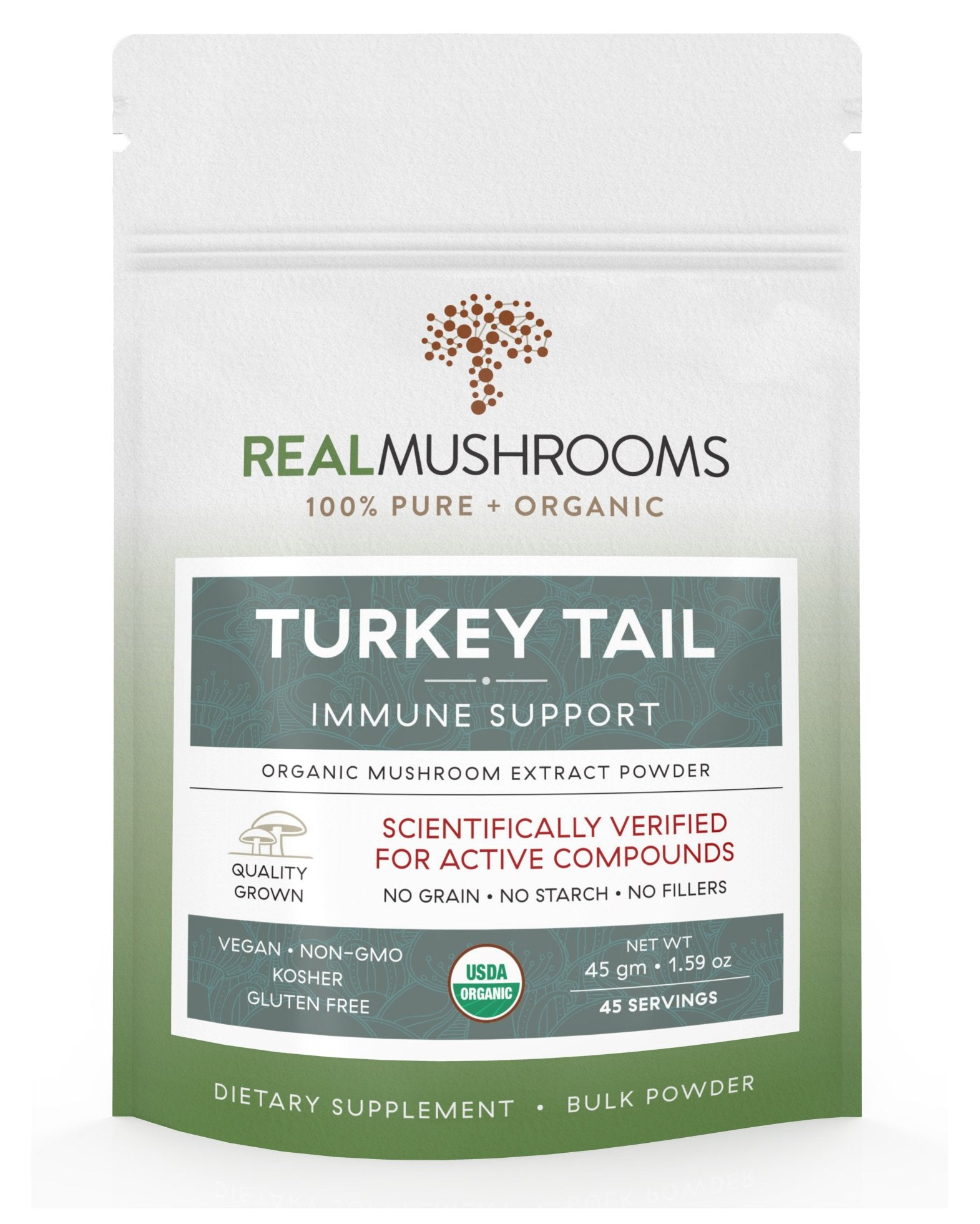 Turkey Tail Extract -  Powder