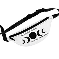 Moon Phases Fanny Pack
