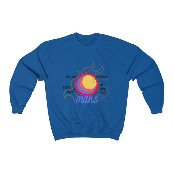 Mars Face Your Fears Sweatshirt