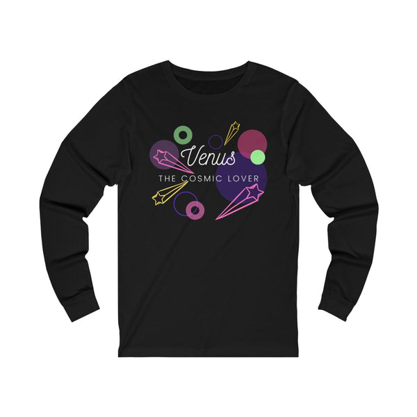 Venus The Cosmic Lover Long Sleeve T-Shirt