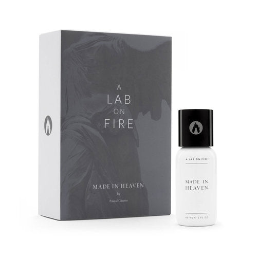 PERFUMES A LAB ON FIRE