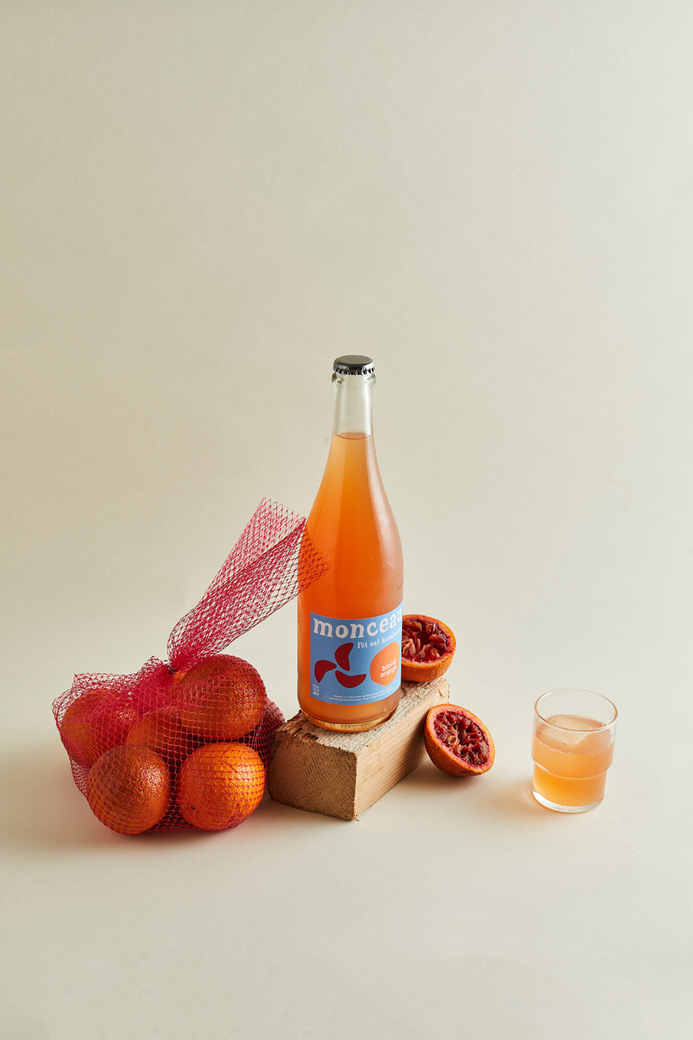 Blood Orange (Pét Nat Kombucha)