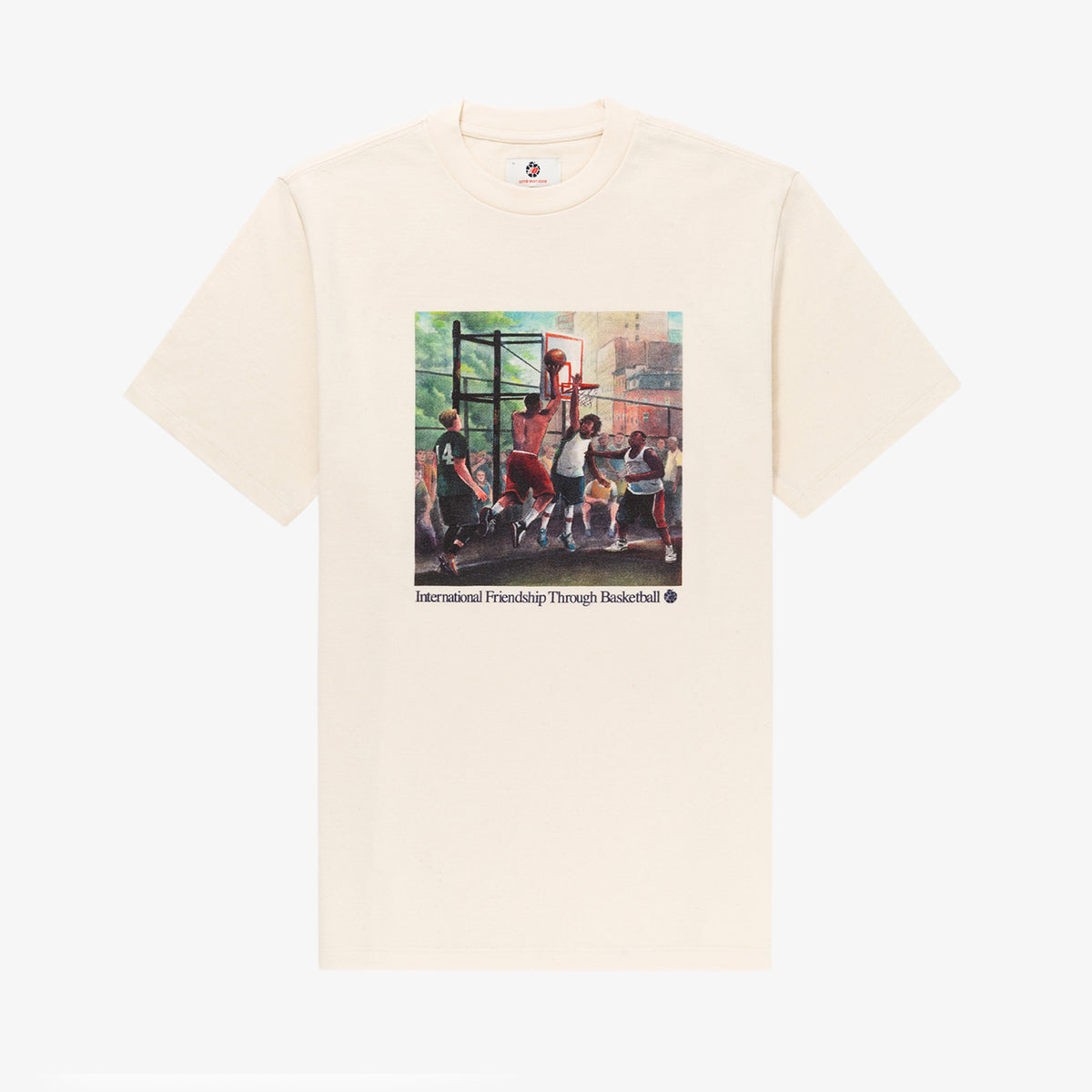 ALD / New Balance IFTB Graphic Tee