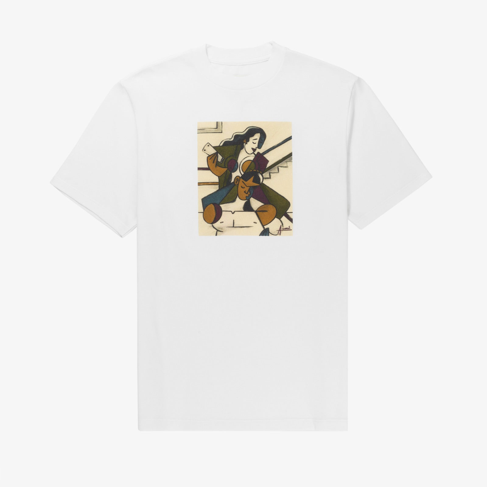 Molina Tape Up Tee