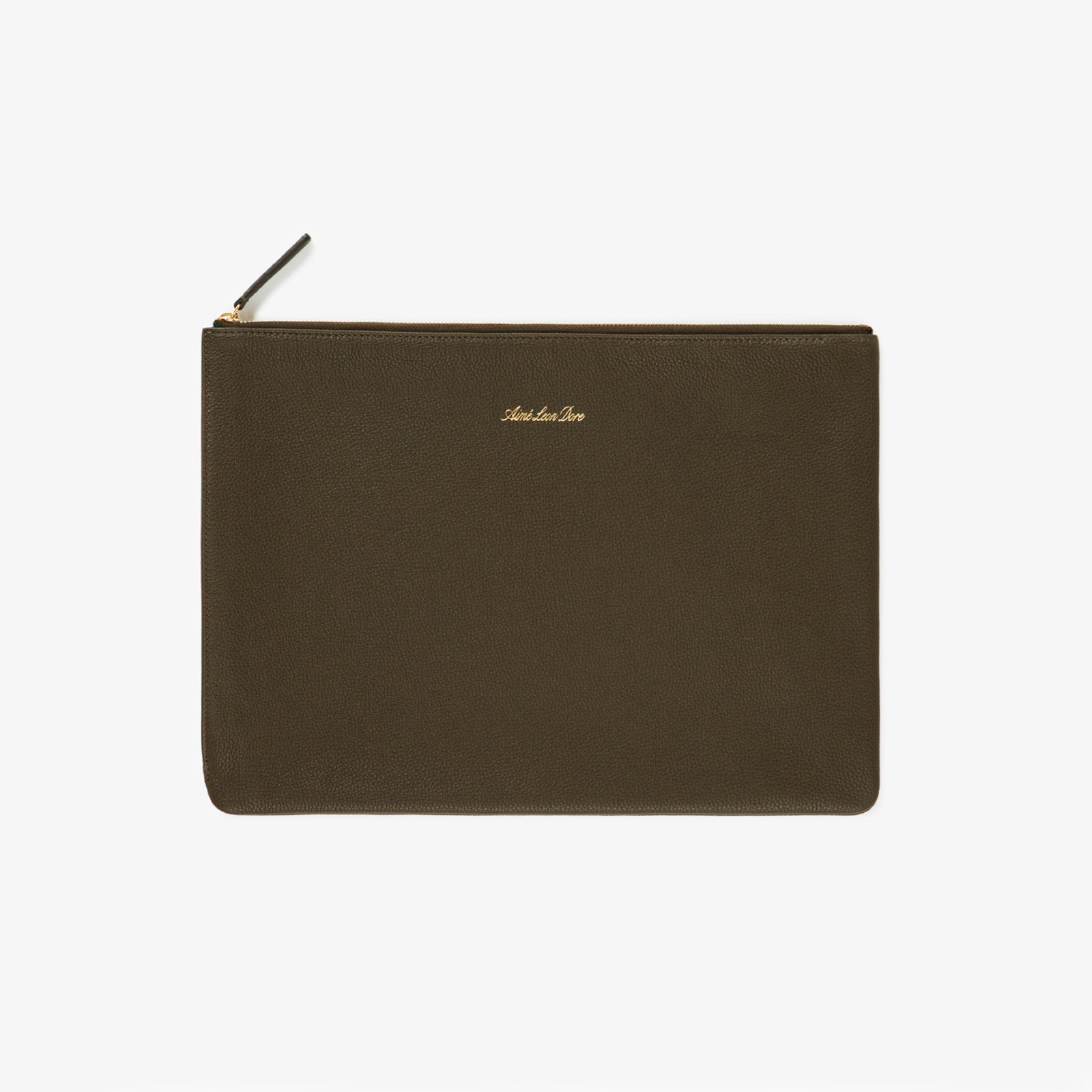 ALD Large Leather Pouch