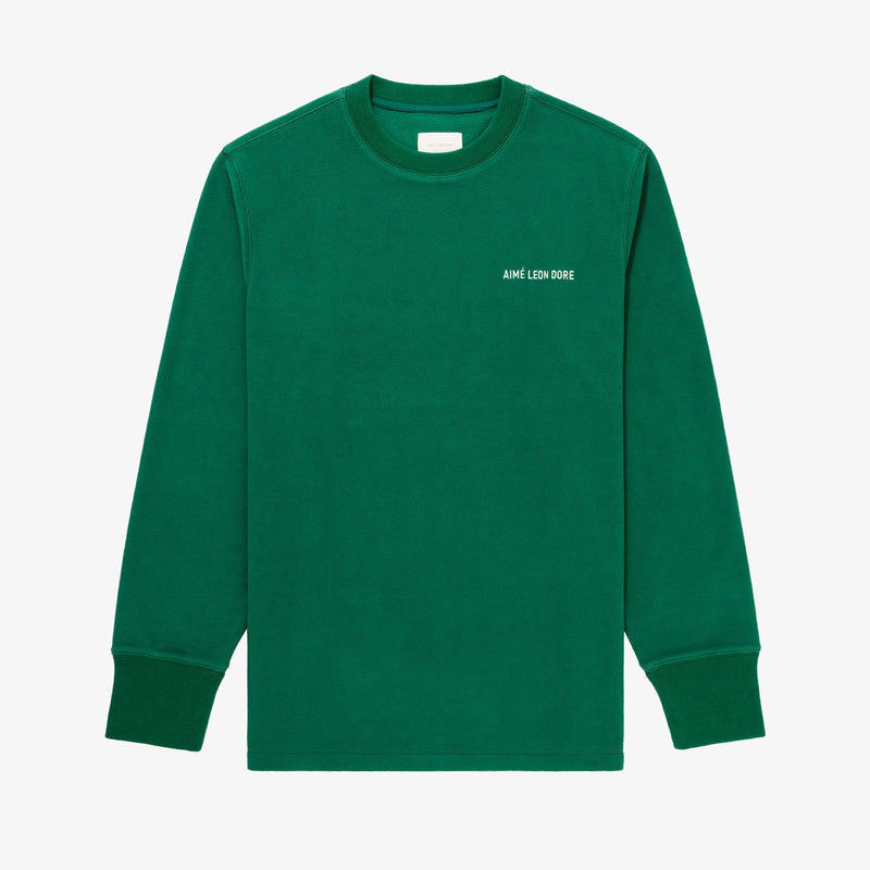 Fleece Long-sleeve Tee