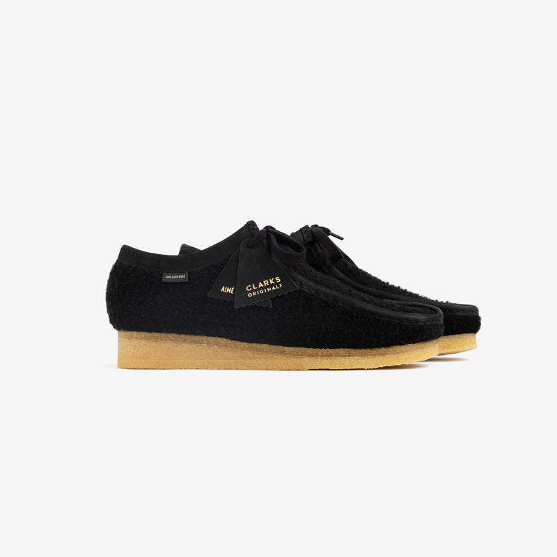 ALD / Clarks Casentino Wool Wallabees