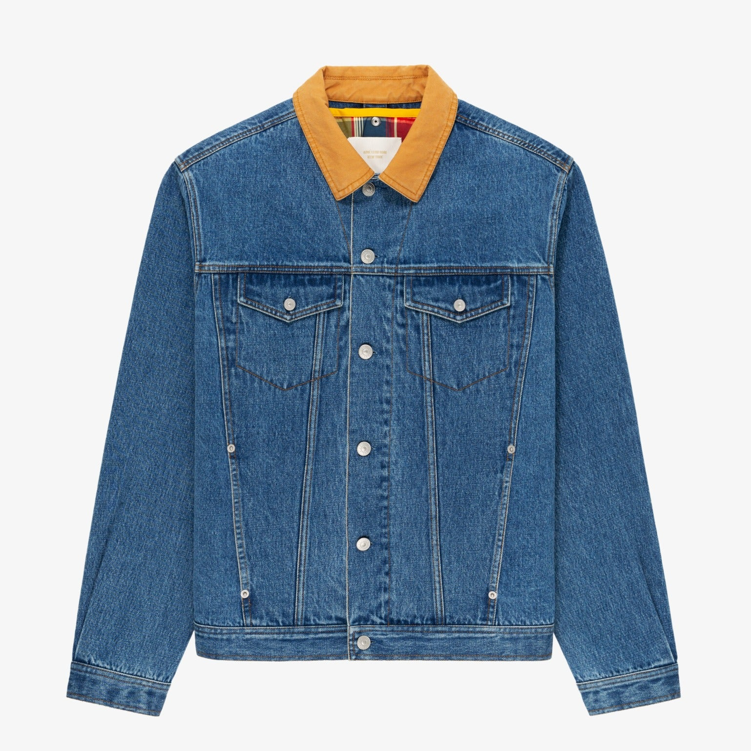 Denim 3-in-1 Jacket