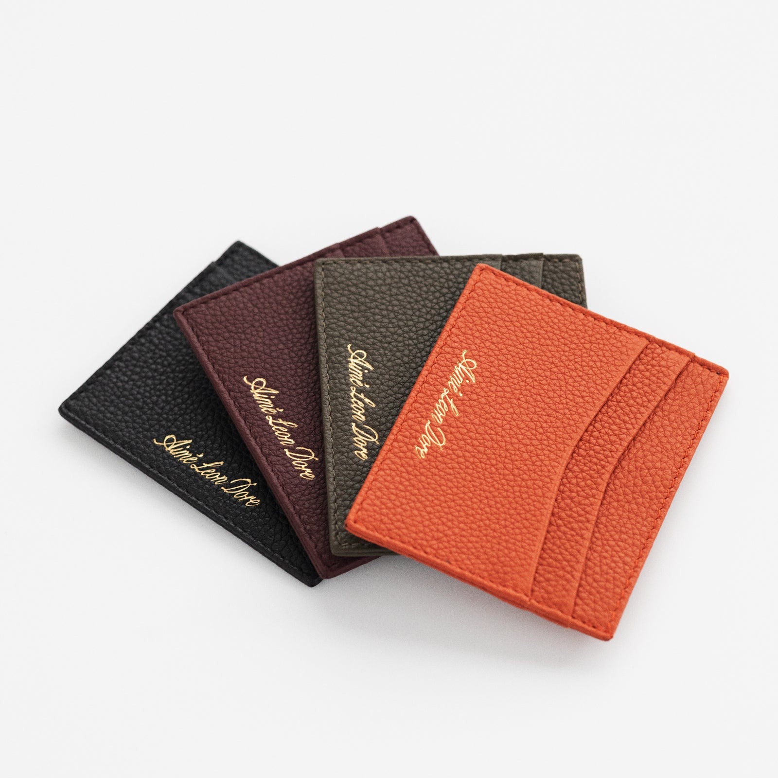 ALD Leather Card Holder