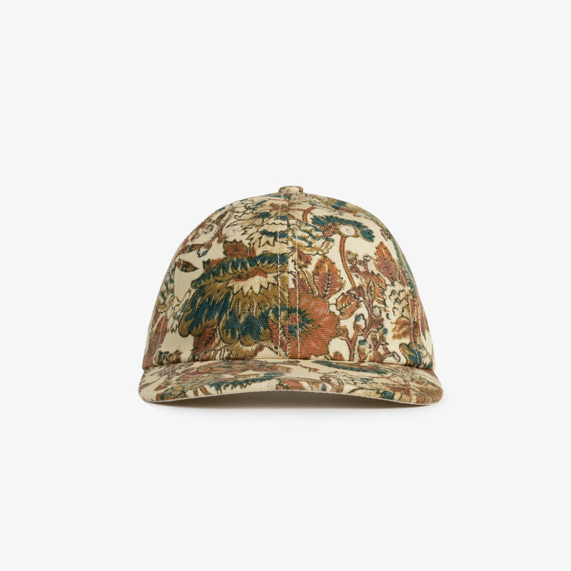 Floral Carpenter Hat