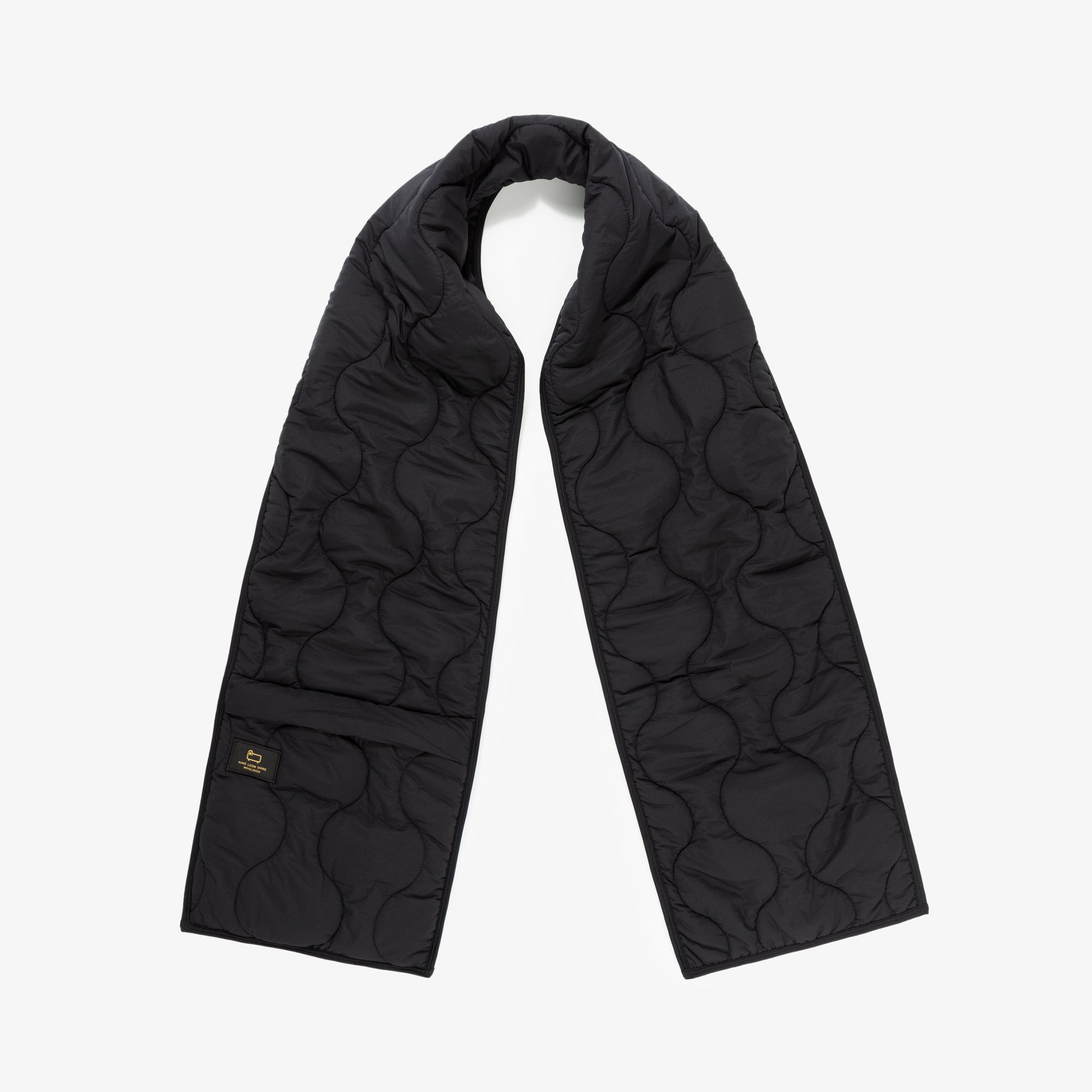 ALD / Woolrich Quilted Scarf