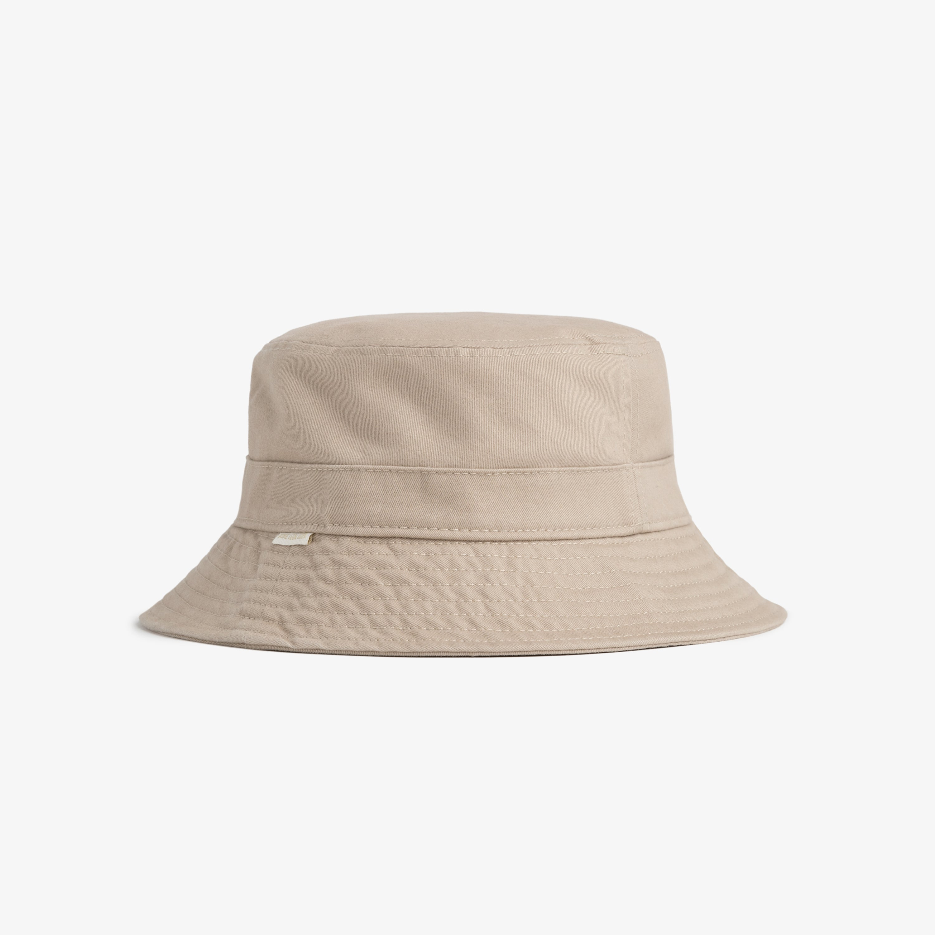 Washed Chino Bucket Hat