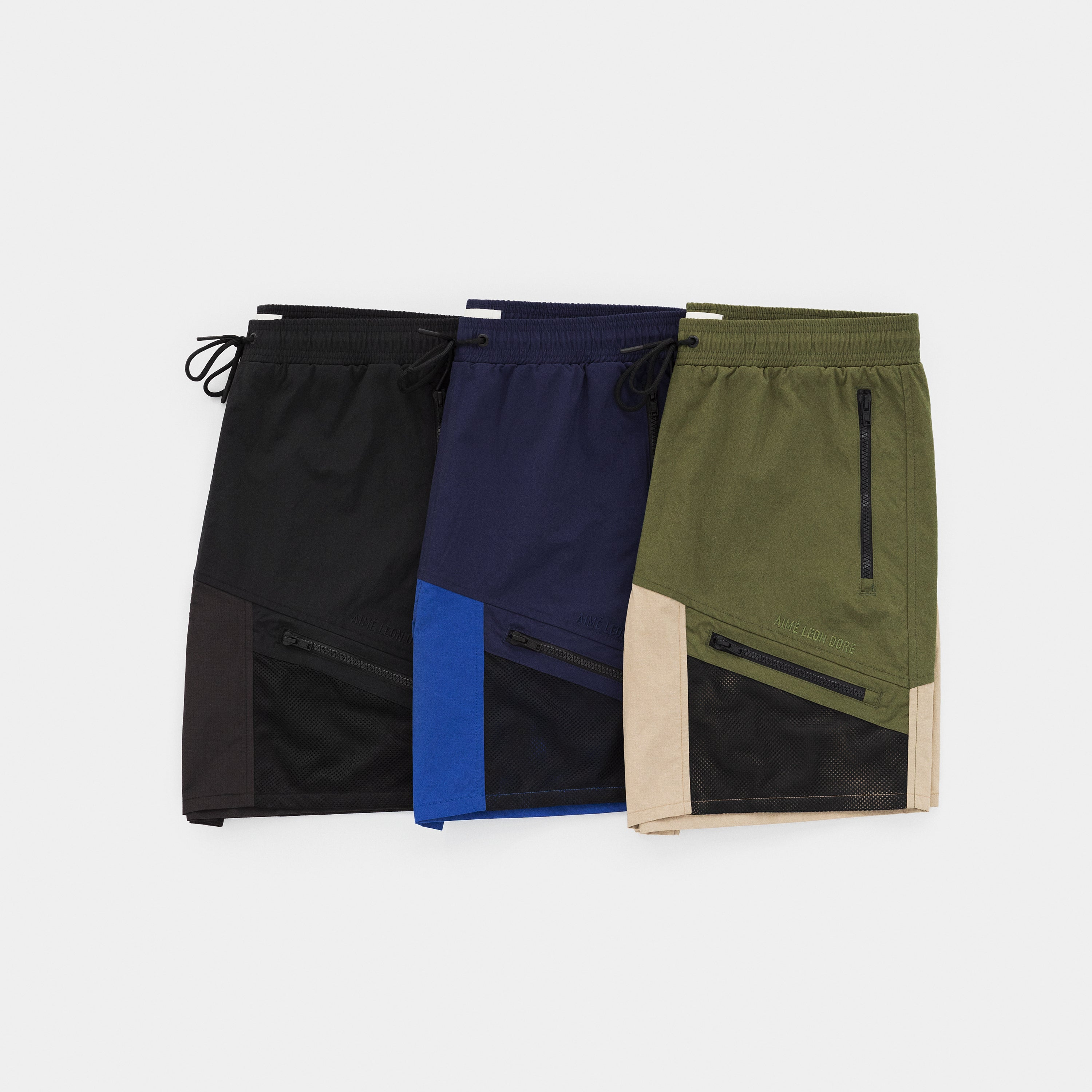 Colorblock Hiking Short
